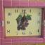 นาฬิกา 8.5 x7.5 นิ้ว คละลาย 6 ชิ้น รหัส 0218 thumbnail 3