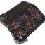 กระเป๋าสตางค์ยาวสีดำรอบขอบ-น้ำตาล พร้อมโซ่ Line id : 0853457150 thumbnail 2