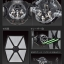 1/72 FIRST ORDER TIE FIGHTER thumbnail 4