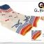 U037-1**พร้อมส่ง** (ปลีก+ส่ง) ถุงเท้าเด็ก Q House (2-5 ปี) มีกันลื่น เนื้อดี งานนำเข้า ( Made in China) thumbnail 8