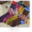S249**พร้อมส่ง** (ปลีก+ส่ง) ถุงเท้าแฟชั่นเกาหลี ข้อยาว ขอบระบาย คละ 4 ลาย มี 12 คู่ต่อแพ็ค เนื้อดี งานนำเข้า(Made in China) thumbnail 6