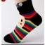 S014**พร้อมส่ง** (ปลีก+ส่ง) ถุงเท้าแฟชั่นเกาหลี หัวเห็ด พับข้อ มี 5 สี เนื้อดี งานนำเข้า(Made in china) thumbnail 9