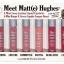 The Balm Meet Matte Hughes 6 Mini Long Lasting Liquid Lipstick Set thumbnail 1