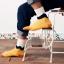 S308 **พร้อมส่ง**(ปลีก+ส่ง) ถุงเท้าข้อยาว แฟชั่นเกาหลี มี 12 คู่ต่อแพ็ค พร้อมกล่อง เนื้อดี งานนำเข้า(Made in China) thumbnail 4