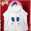 [พรีออเดอร์] ชุดเสื้อคลุมน่ารัก เสื้อกันหนาวหูกระต่ายสีขาว thumbnail 10