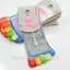 S595**พร้อมส่ง** (ปลีก+ส่ง) ถุงเท้าโยคะ มีกันลื่น มี 12 คู่ต่อแพ็ค คละ 6 สี เนื้อดี งานนำเข้า(Made in China) thumbnail 8