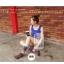S249**พร้อมส่ง** (ปลีก+ส่ง) ถุงเท้าแฟชั่นเกาหลี ข้อยาว ขอบระบาย คละ 4 ลาย มี 12 คู่ต่อแพ็ค เนื้อดี งานนำเข้า(Made in China) thumbnail 11