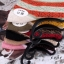 S352 **พร้อมส่ง** (ปลีก+ส่ง) ถุงเท้าแฟชั่นเกาหลี ข้อยาว คละ 5 สี มี 10 คู่/แพ็ค เนื้อดี งานนำเข้า(Made in China) thumbnail 14
