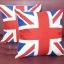 หมอนอิง ลายธงชาติอังกฤษ สวยๆ งามๆ ผ้ากระสอบอย่างหนา ขนาด 18 x 18 นิ้ว ขายที่ละเป็นคู่ thumbnail 4