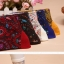 S335**พร้อมส่ง** (ปลีก+ส่ง) ถุงเท้าแฟชั่นเกาหลี ข้อยาว คละ 5 สี มี 10 คู่/แพ็ค เนื้อดี งานนำเข้า(Made in China) thumbnail 9