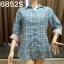 เสื้อเชิ้ตลายสก็อตหญิง ( 6852S) thumbnail 4