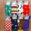 S250**พร้อมส่ง** (ปลีก+ส่ง) ถุงเท้าแฟชั่นเกาหลี ข้อยาว คละ 8 ลาย มี 12 คู่ต่อแพ็ค เนื้อดี งานนำเข้า(Made in China) thumbnail 20