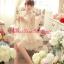 ชุดเดรส Brand Aimilan Princess style ชุดเดรสลูกไม้ แขนยาว คอปักมุกสีขาว พร้อมเข็มกลัดรูปผู้หญิงติดที่คอเสื้อ สวยมากๆครับ (พร้อมส่ง) thumbnail 6