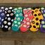 S141**พร้อมส่ง** (ปลีก+ส่ง) ถุงเท้าแฟชั่นเกาหลี พับข้อ มีหู เนื้อดี งานนำเข้า(Made in china) thumbnail 3