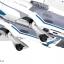 1/72 Macross Delta VF-31J Siegfried (Hayate Immelmann Custom) Plastic Model thumbnail 18