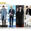 ASTA TV + Style 2016.10 VOL.106 ปกหน้า Park Bo Gum ปกหลัง Lee Jong Suk thumbnail 6