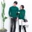 Jhino Couple เสื้อไหมพรมคอเต่า ผ้าพื้น อุ่นมาก มี 5 สี thumbnail 18