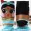 A016**พร้อมส่ง** (ปลีก+ส่ง)ถุงเท้าแฟชั่นเกาหลี ลายกระโปรง มี 4 สี (น้ำเงิน เขียวอ่อน ฟ้า เหลือง )เนื้อดี งานนำเข้า ( Made in Korea) thumbnail 4