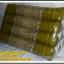 หมอนอิง หมอนสามเหลี่ยม 10 ช่อง หมอนขิด สีเขียวตอง ลายดอกพิกุล สินค้ามาตรฐานโอทอปเมืองไทย ส่งออกต่างประเทศ ราคาถูกครับ thumbnail 2