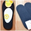 S226**พร้อมส่ง**(ปลีก+ส่ง) ถุงเท้าคัทชู สีดำล้วน ไม่มีลาย เนื้อดี งานนำเข้า(Made in China) thumbnail 1