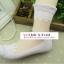 ถุงเท้าใยแก้วสวยหรู (มีสีดำ,ขาว) thumbnail 7