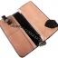 กระเป๋าสตางค์ยาวสีดำรอบขอบ-น้ำตาล พร้อมโซ่ Line id : 0853457150 thumbnail 3