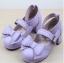 [พรีออเดอร์] รองเท้าโลลิต้า (โทนสีเดียว) น่ารักๆ สำหรับสาวๆที่ชื่นชอบสไตล์โลลิต้าสุดชิค thumbnail 8