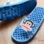 K011-SBL **พร้อมส่ง** (ปลีก+ส่ง) รองเท้านวดสปา เพื่อสุขภาพ ปุ่มเล็ก ลิง Pual Frank สีฟ้า ส่งคู่ละ 150 บ. thumbnail 5