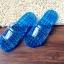 K012 **พร้อมส่ง** (ปลีก+ส่ง) รองเท้านวดสปา เพื่อสุขภาพ ปุ่มเล็ก (ใส) มี 7 สี ส่งคู่ละ 80 บ. thumbnail 21