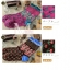 S249**พร้อมส่ง** (ปลีก+ส่ง) ถุงเท้าแฟชั่นเกาหลี ข้อยาว ขอบระบาย คละ 4 ลาย มี 12 คู่ต่อแพ็ค เนื้อดี งานนำเข้า(Made in China) thumbnail 4