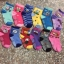 U090-1**พร้อมส่ง** (ปลีก+ส่ง) ถุงเท้าเด็ก มีกันลื่น มี ไซส์ S เนื้อดี งานจีน ( Made in China) thumbnail 2