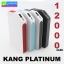 PRODA KANG PLATINUM Power bank แบตสำรอง 12000 mAh thumbnail 1