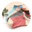 S554 **พร้อมส่ง** (ปลีก+ส่ง) ถุงเท้าแฟชั่น ข้อตาตุ่ม คละ5 สี มี 10 คู่ต่อแพ็ค เนื้อดี งานนำเข้า thumbnail 7