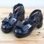 [พรีออเดอร์] รองเท้าโลลิต้า (โทนสีเดียว) น่ารักๆ สำหรับสาวๆที่ชื่นชอบสไตล์โลลิต้าสุดชิค thumbnail 3