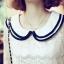 DRESS ชุดเดรสแฟชั่นผ้าลูกไม้ สีเบจ คอตุ๊กตาเกาหลี ใส่ทำงาน สามารถใส่ออกงานได้ น่ารักมากๆ ครับ (พร้อมส่ง) thumbnail 9