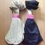 S591 **พร้อมส่ง** (ปลีก+ส่ง) ถุงเท้า เพื่อสุขภาพ ผลิตจากเส้นใยไม้ไผ่ ข้อยาว เนื้อถุงน่อง สีล้วน ไม่มีลาย มี 2 สี ,10 คู่ต่อแพ็ค เนื้อดี งานนำเข้า(Made in China) thumbnail 1