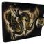 กระเป๋าสตางค์ปลากระเบน รูปมังกร Line id : 0853457150 thumbnail 3