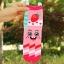 S101**พร้อมส่ง** (ปลีก+ส่ง) ถุงเท้าแฟชั่นเกาหลี ข้อยาว มีหู เนื้อดี งานนำเข้า(Made in china) thumbnail 4