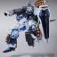 METAL BUILD Gundam Astray Blue Frame (Full Weapon Equipment) thumbnail 1