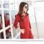 เสื้อผ้าแฟชั่น set 2 ชิ้น เสื้อ และกางเกง สีแดงเลือดหมู thumbnail 10