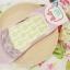 S425 **พร้อมส่ง** (ปลีก+ส่ง) ถุงเท้าคัทชู สีล้วนและลายจุด เนื้อค๊อตต้อน แต่งลูกไม้ คละสี มี 12 คู่ต่อแพ็ค เนื้อดี งานนำเข้า(Made in China) thumbnail 8