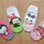 A021**พร้อมส่ง**(ปลีก+ส่ง) ถุงเท้าแฟชั่นเกาหลี จมูก 3 มิติ เนื้อดี งานนำเข้า( Made in Korea) thumbnail 3