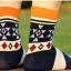 ถุงเท้าเกาหลีTriangle Motif thumbnail 6
