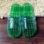 K012 **พร้อมส่ง** (ปลีก+ส่ง) รองเท้านวดสปา เพื่อสุขภาพ ปุ่มเล็ก (ใส) มี 7 สี ส่งคู่ละ 80 บ. thumbnail 24
