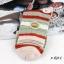 S352 **พร้อมส่ง** (ปลีก+ส่ง) ถุงเท้าแฟชั่นเกาหลี ข้อยาว คละ 5 สี มี 10 คู่/แพ็ค เนื้อดี งานนำเข้า(Made in China) thumbnail 10