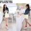 [พิเศษ 2 คู่ 100 , 3 คู่ 120 ] ถุงเท้าสไตล์ญี่ปุ่น thumbnail 3