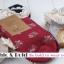 [สินค้าขายดี ลดพิเศษ 40 บาท ] ถุงเท้าสไตล์วินเทจลายดอกไม้ เหลือ สีเทาดำ thumbnail 6