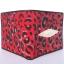 กระเป๋าสตางค์หนังปลากระเบนแท้ ลายเสือ สีแดง สวยงาม หรูหรา Line id : 0853457150 thumbnail 4