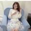 แฟชั่นเกาหลี set เสื้อ และกระโปรงดีไซน์สุดหรูมากๆ thumbnail 7