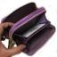 กระเป๋าสตางค์ Double Zipped ลายหนังช้าง ElephantPatttern_1043 thumbnail 2